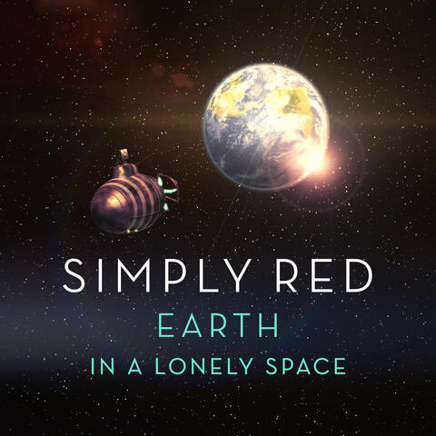 Earth In A Lonely Space album art