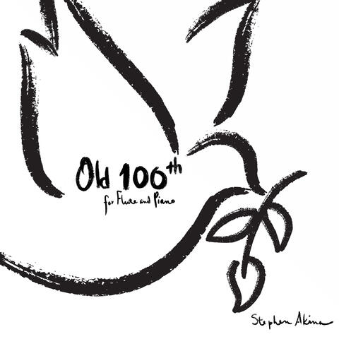 Old 100th for Flute and Piano album art