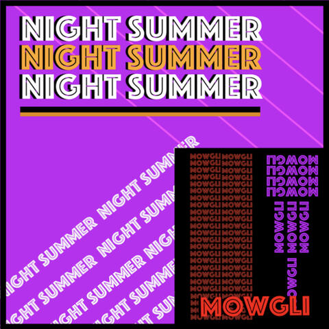 Night Summer album art