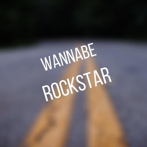 Wannabe Rockstar album art