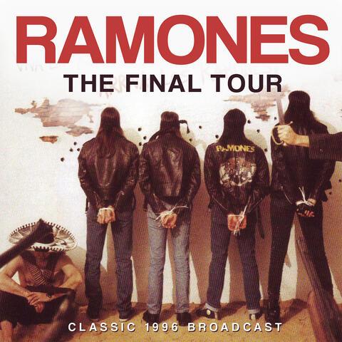 The Final Tour album art