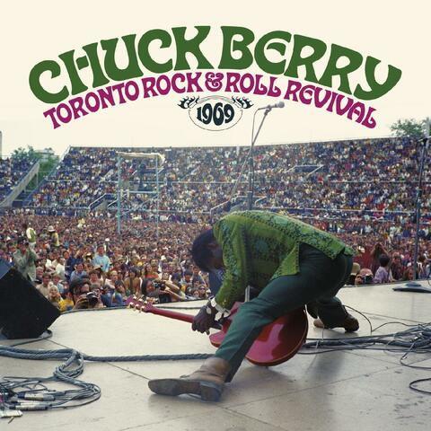 Toronto Rock 'N' Roll Revival 1969 album art