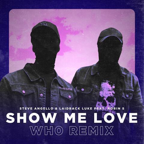 Show Me Love album art
