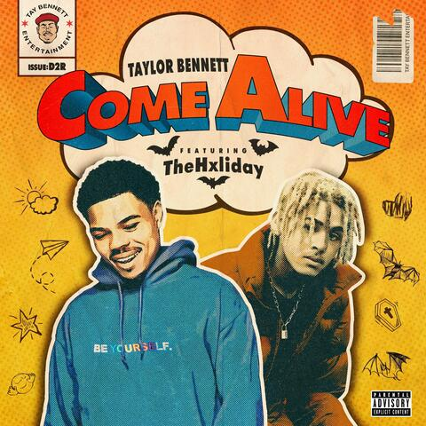 Come Alive (feat. TheHxliday) album art