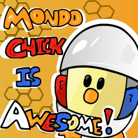 Mondo Chick Is Awesome album art
