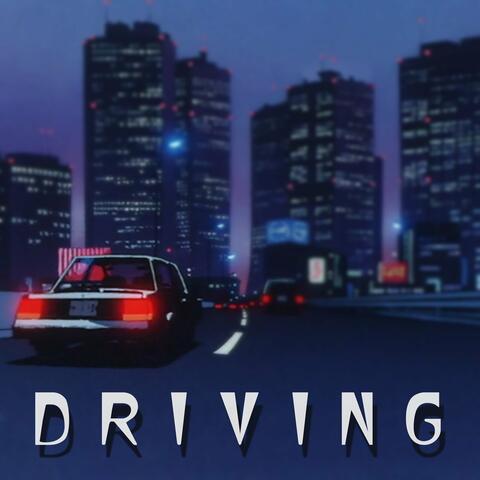 Driving album art