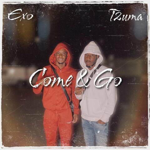 Come & Go album art