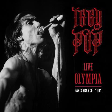 Live Olympia (Paris, France - 1991) album art