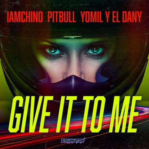 Give It To Me album art