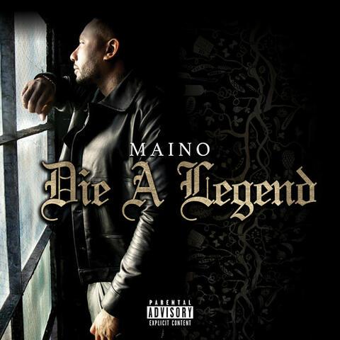 Die A Legend album art