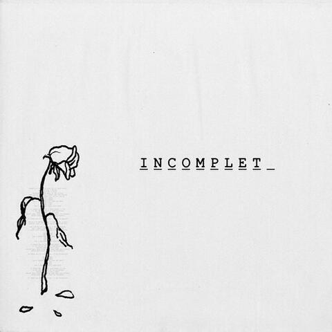 Incomplete album art