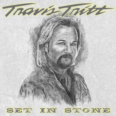 Set In Stone album art