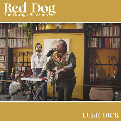 Red Dog: The Garage Sessions album art