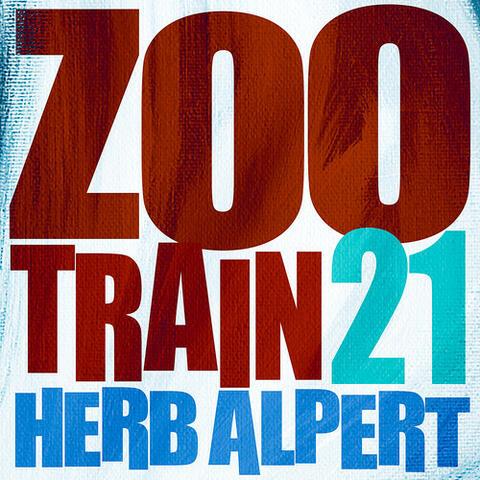 Zoo Train 21 album art