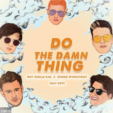 Do The Damn Thing album art