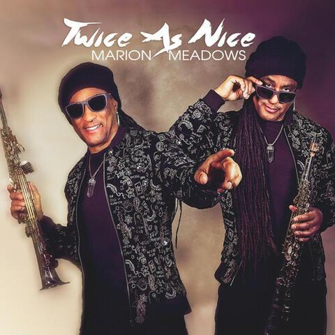Twice As Nice album art