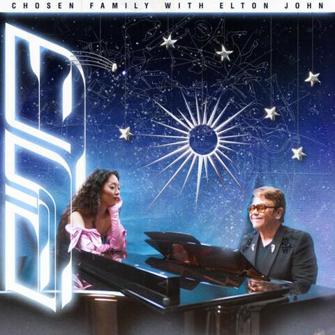 Chosen Family (with Elton John) album art