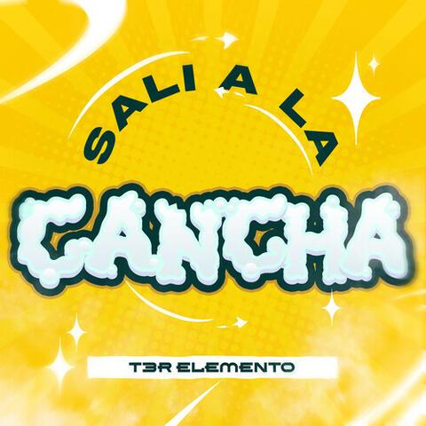 Sali a La Cancha album art