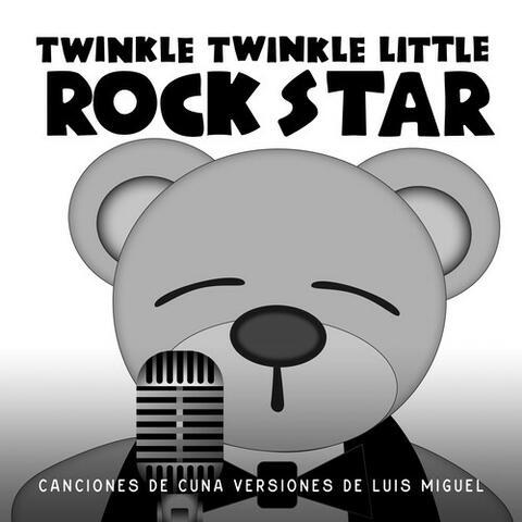 Canciones de Cuna Versiones de Luis Miguel album art