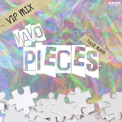 Pieces album art