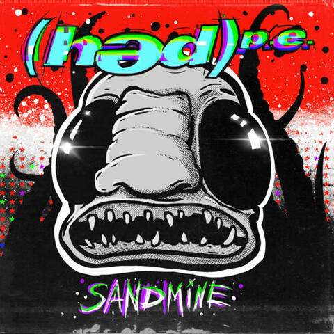 Sandmine album art