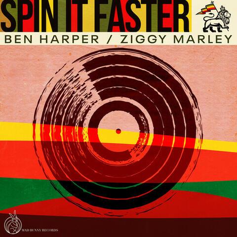 Spin It Faster album art
