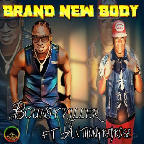 Brand New Body album art