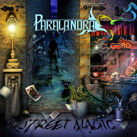 Street Magic album art