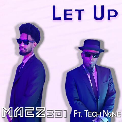 Let Up album art
