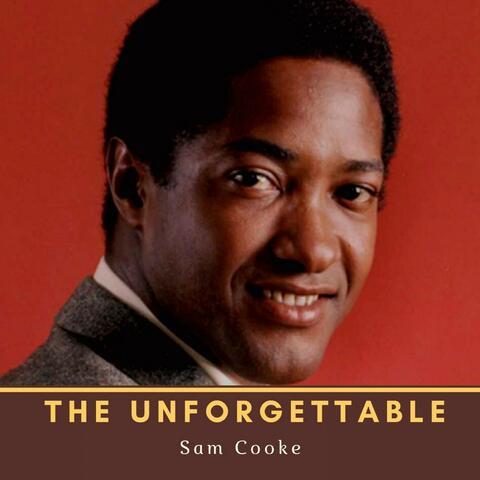 The Unforgettable Sam Cooke album art