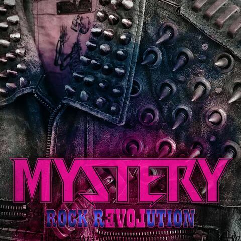 Rock Revolution album art