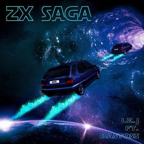 ZX Saga album art