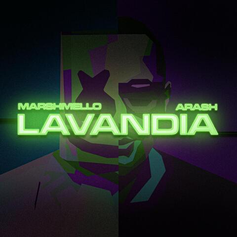 Lavandia album art