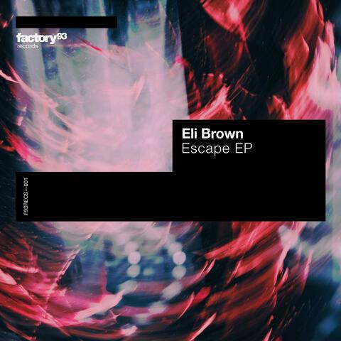 Escape EP album art