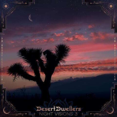 Night Visions 3 Desert Dwellers Remixes album art