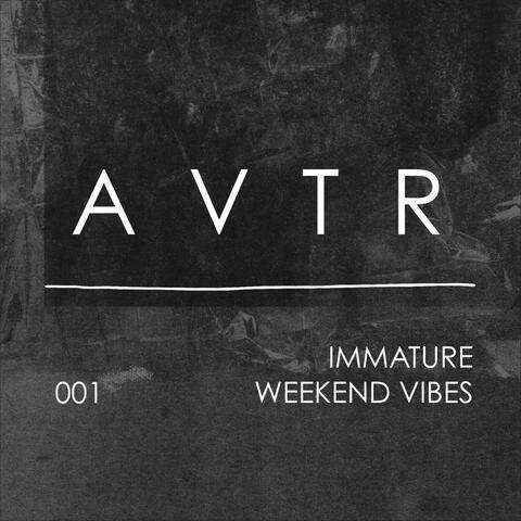 Weekend Vibes album art