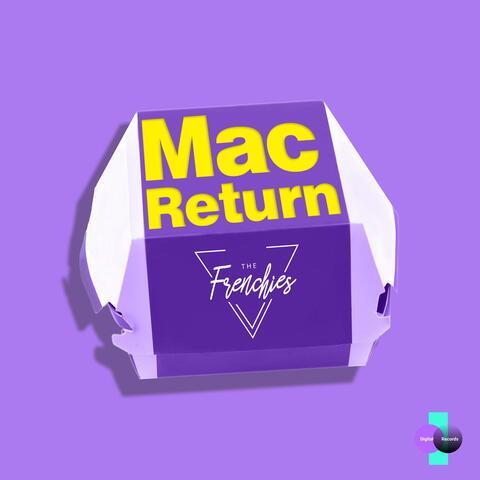 Return of the Mack - Remix album art