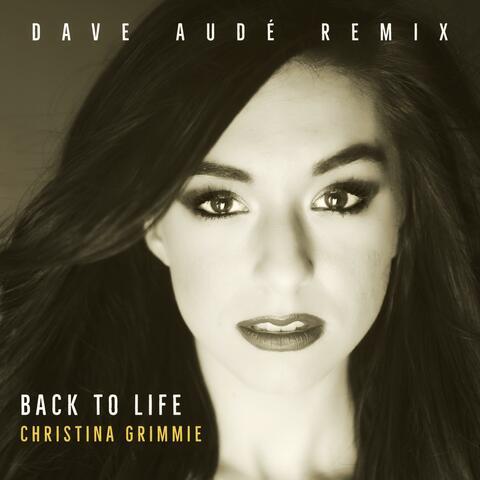 Back To Life album art