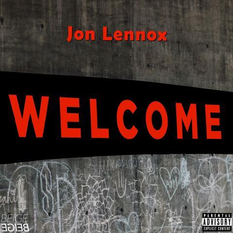 Welcome album art