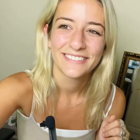Sara Manganese ASMR