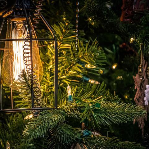 Christmas Was Here album art