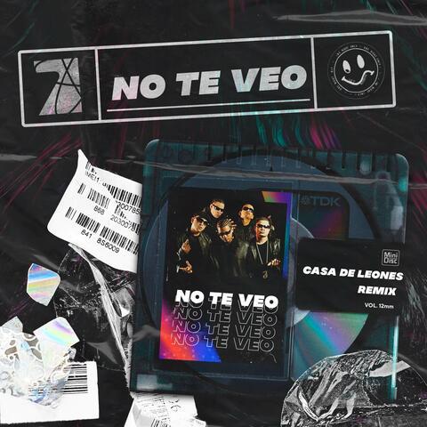 No Te Veo album art