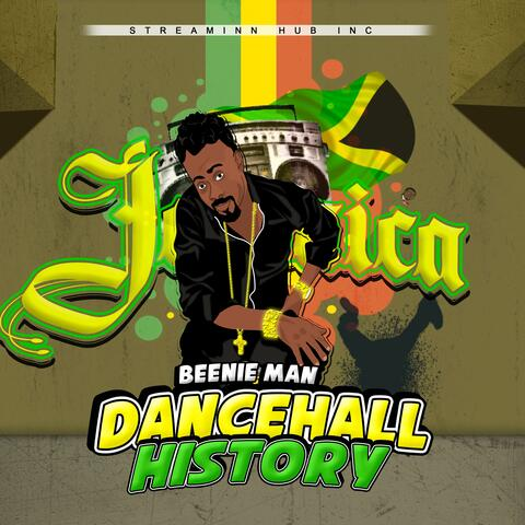 Dancehall History album art