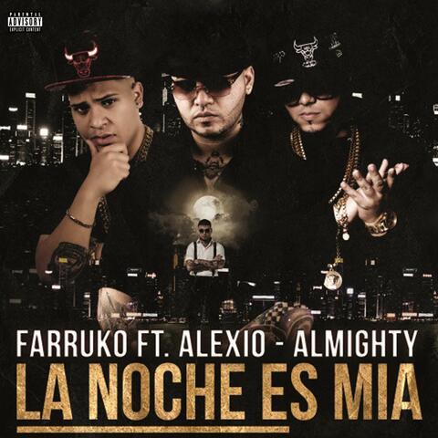 La Noche Es Mia album art