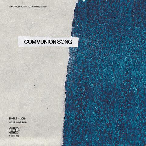 Communion Song album art