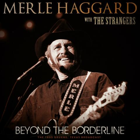 Beyond The Borderline (with The Strangers) album art