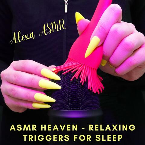 Asmr Heaven - Relaxing Triggers for Sleep album art