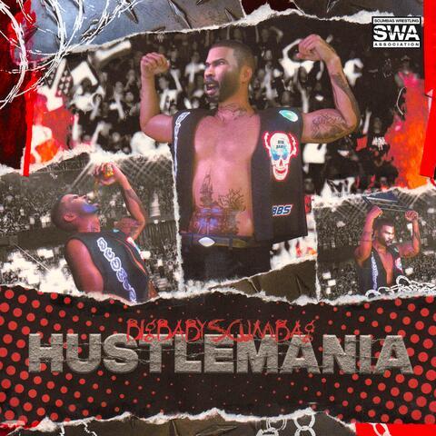 HustleMania album art