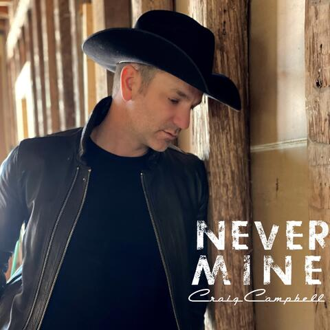 Never Mine album art