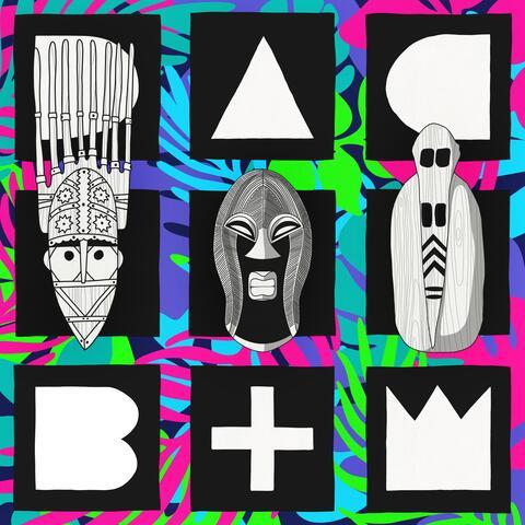 B+W album art